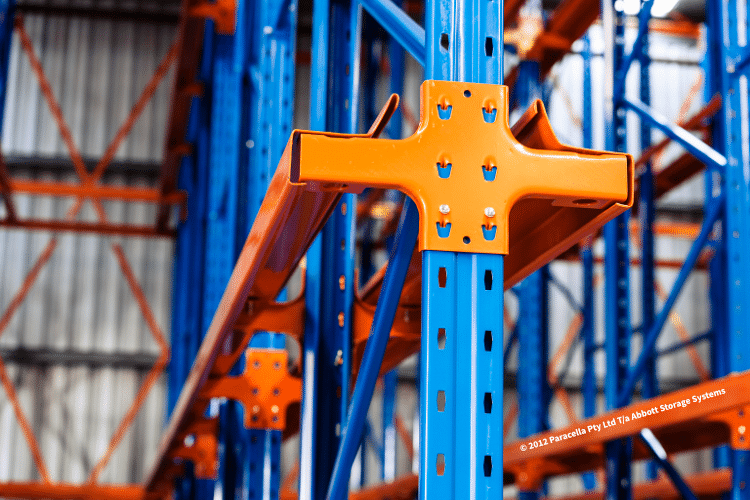 Drive-In Racking Self Centering Rails