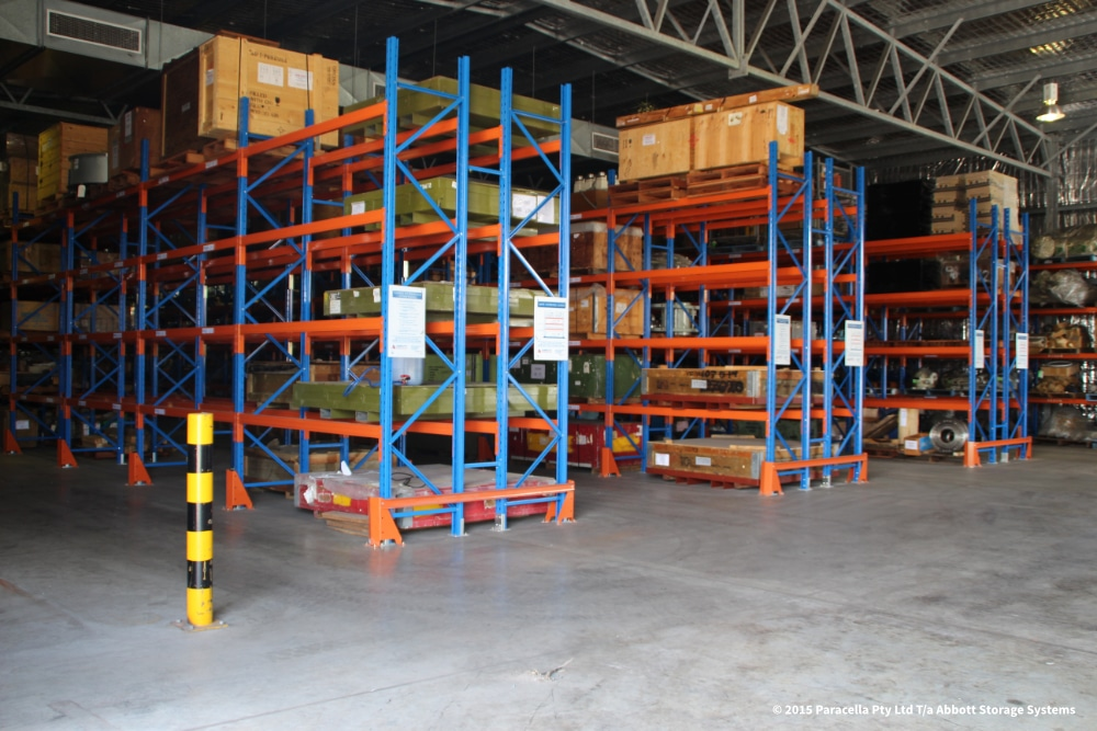 Synergy Power - Warehouse Storage Solution