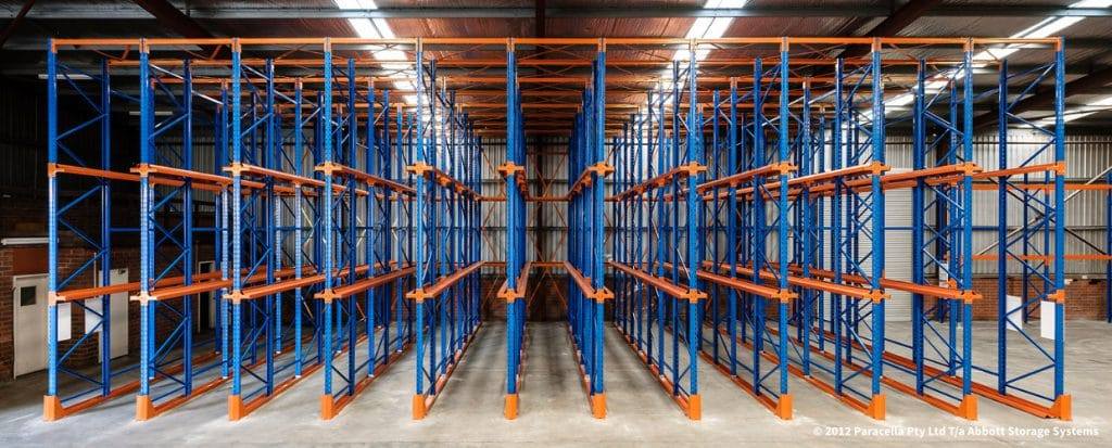 Drive-In Pallet Racking Types