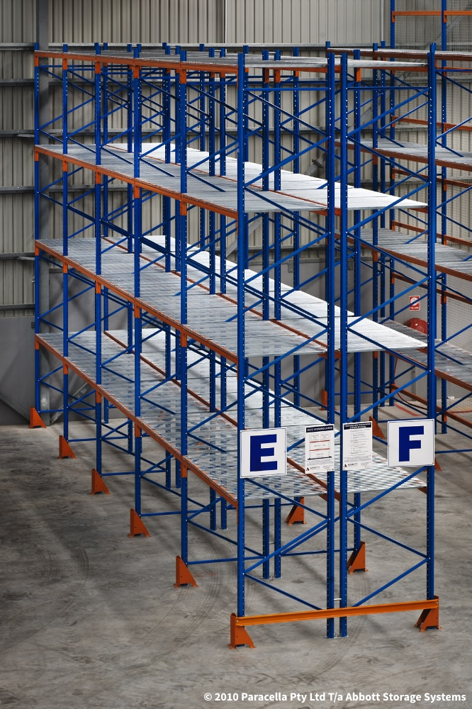 Warehouse Racking Systems - Selective Pallet Racking