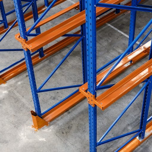 Warehouse Racking Systems - Drive-In Pallet Racking