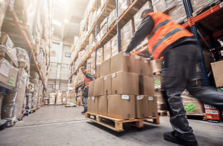 Efficient Warehouse - Warehouse Workers