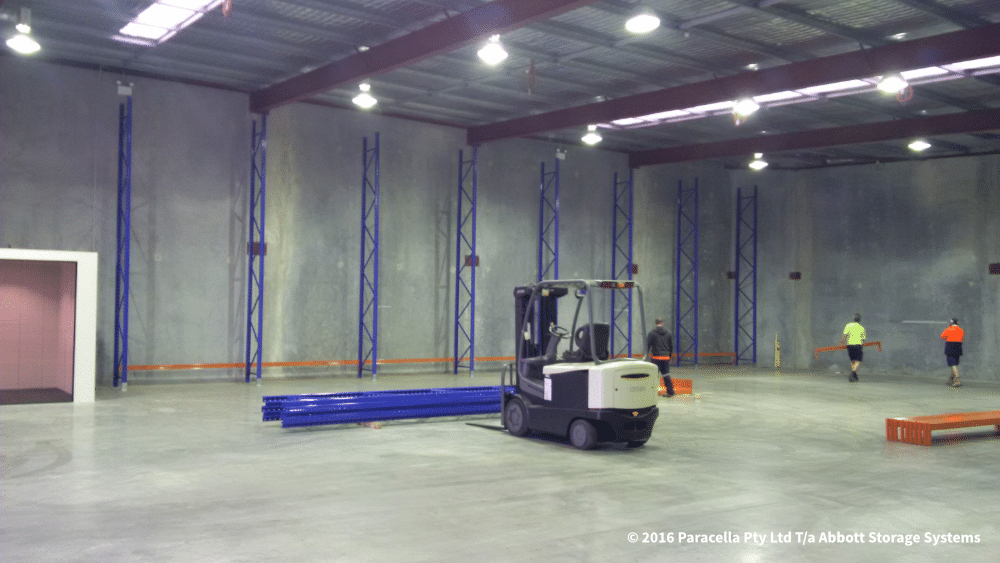Rittal - Racking and Shelving Installation