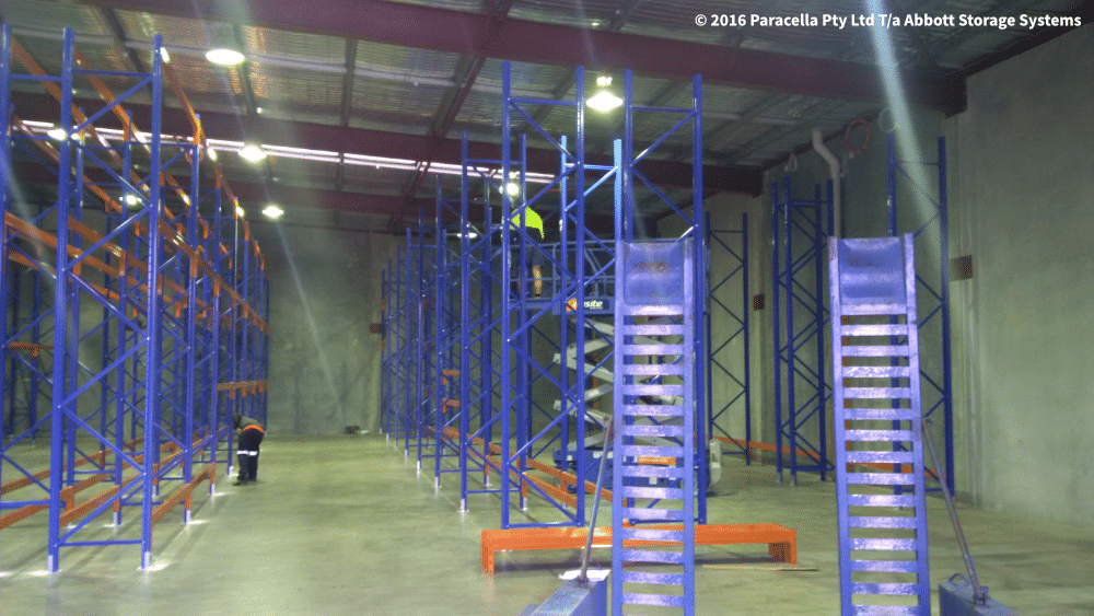 Rittal - Racking and Shelving Solution