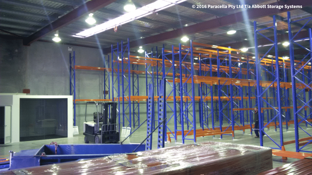 Rittal - Racking and Shelving System