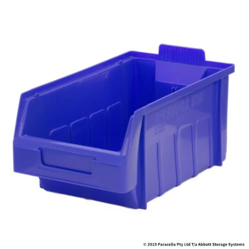 PL30160 Parts Bin Metro 180w x 285d x 145h Blue
