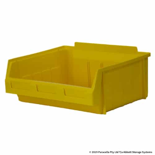 PL30230 Parts Bin Metro 365w x 285d x 145h Yellow