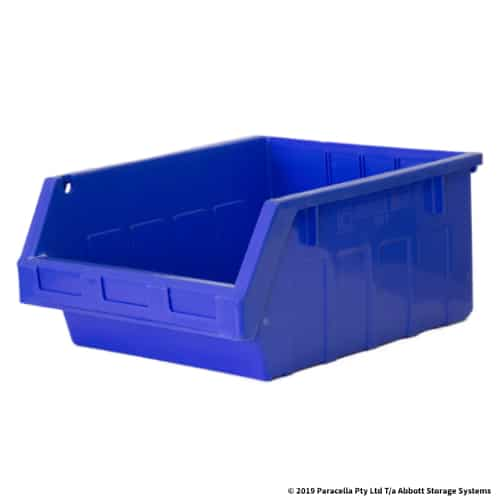 PL30310 Parts Bin Metro 425w x 435d x 215h Blue