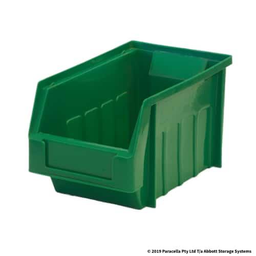 PL30140 Parts Bin Metro 130w x 225d x 125h Green