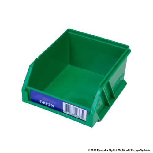 PL29040 Parts Bin Ultra 100w x 115d x 60h Green
