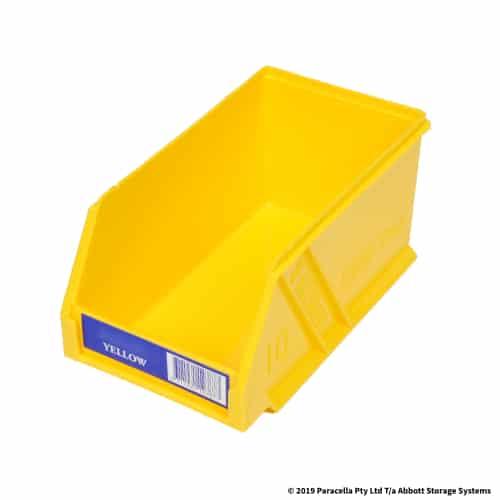 PL29080 Parts Bin Ultra 100w x 170d x 85h Yellow