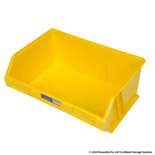 PL29230 Parts Bin Ultra 410w x 275d x 165h Yellow