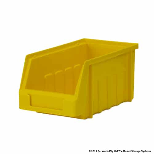 PL30080 Parts Bin Metro 96w x 165d x 85h Yellow