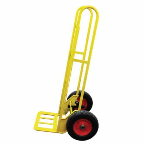 ABETR109 - Easy Tilt Trolley 300kg Pneumatic Wheels