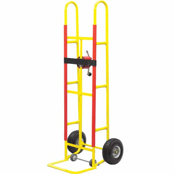 MH12812 - Appliance Puncture Proof 1500 x 425 Hand Trolley