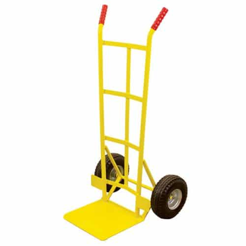 MH10123 - General Purpose Pneumatic 1180 x 370 Hand Trolley