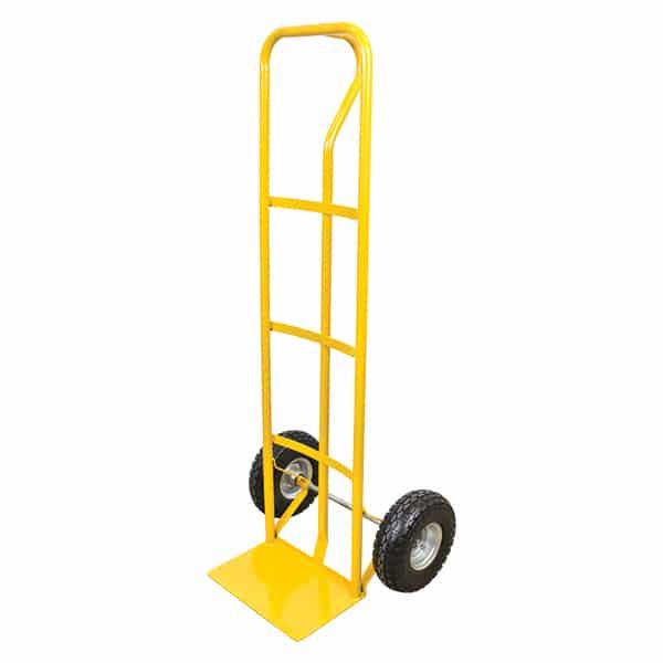 ABPHR103 - P Handle Trolleys 200kg Pneumatic Wheels