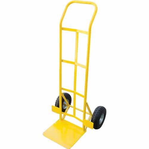 ABPRR124 - Pram Handle Trolley 300kg Puncture Proof Wheels