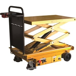 MH13002 - Electric Double Scissor Lift Table