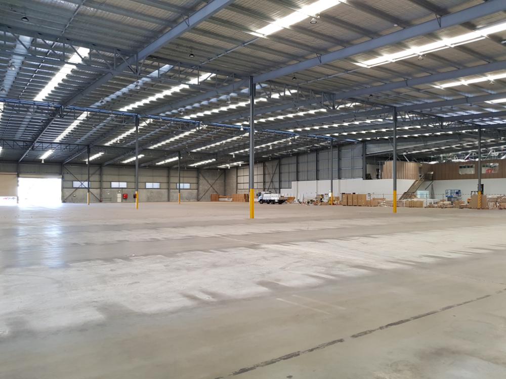 Roy Hill - Warehouse