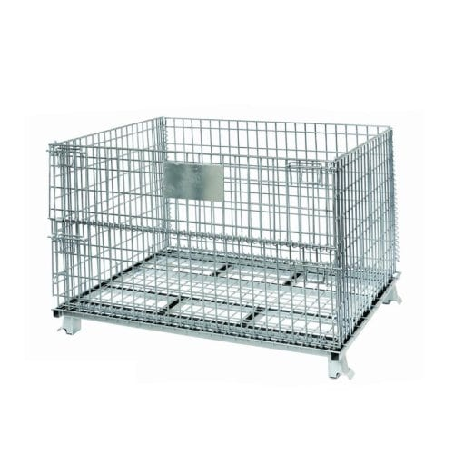 PS73603 - Mesh Stillage Collapsible Mesh Cage
