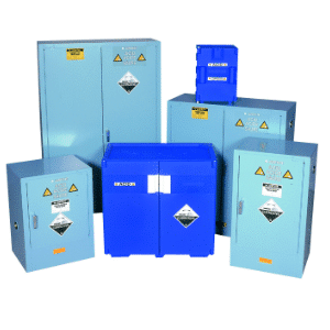 Corrosive Storage Cabinets