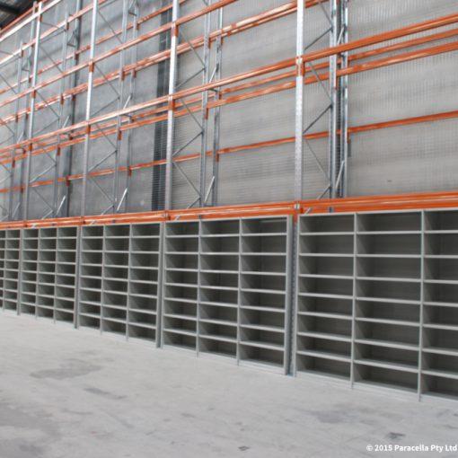 Tradelink - Selective Pallet Racking & Rolled Upright Shelving