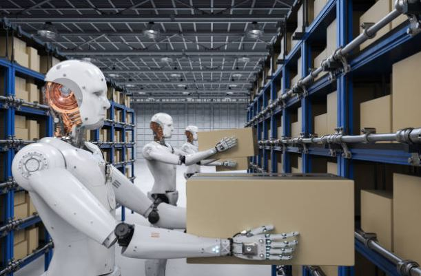 Impact of Artificial Intelligence in the Warehouse - Robots