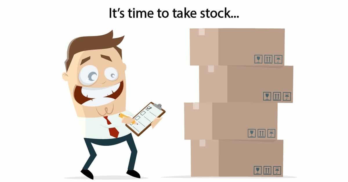 Cyclic Stock Take