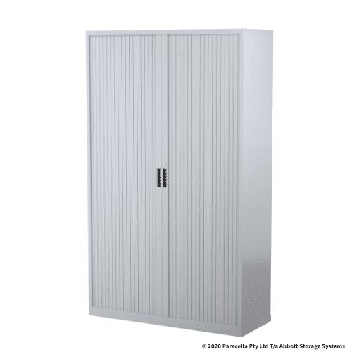 Tambour Door Cabinet 1980H x 1200W x 500DGrey