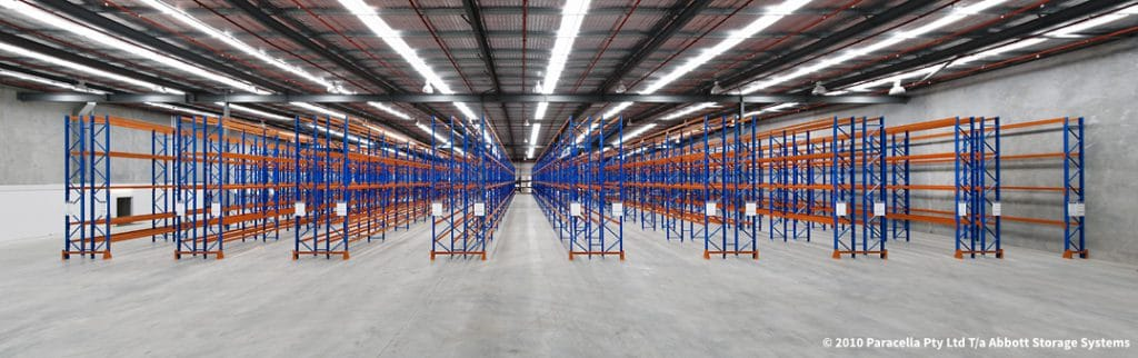 Gerard Lighting - Commercial Storage Solution - Malaga WA