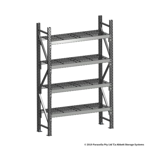 Open Span OS44610 2000H 1200W 450D Wire Shelf Panels Initial