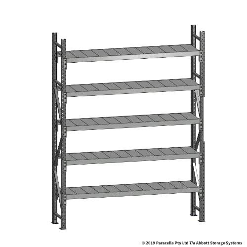 Open Span OS43690 2500H 1800W 450D Steel Shelf Panels Initial