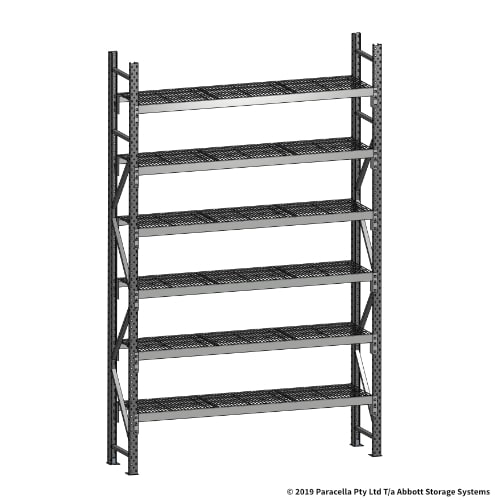 Open Span OS44750 3000H 1800W 450D Wire Shelf Panels Initial