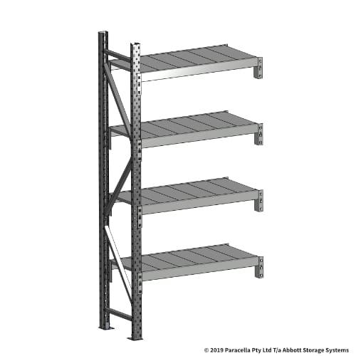 Open Span OS43615 2000H 900W 450D Steel Shelf Panels Add-On