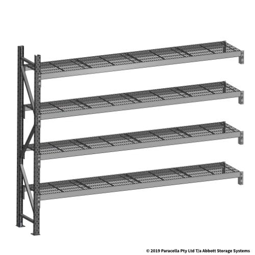 Open Span OS44660 2000H 2400W 450D Wire Shelf Panels Add-On