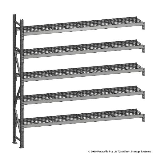 Open Span OS44720 2500H 2400W 450D Wire Shelf Panels Add-On