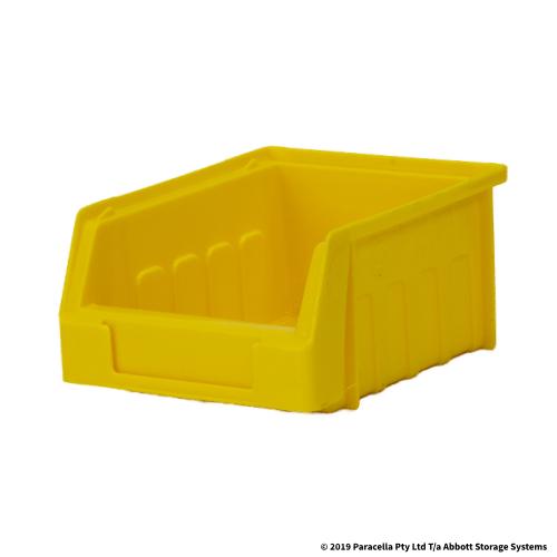 PL30030 Parts Bin Metro 96w x 115d x 60h Yellow