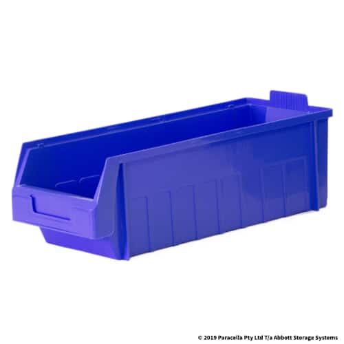 PL30260 Parts Bin Metro 180w x 435d x 145h Blue