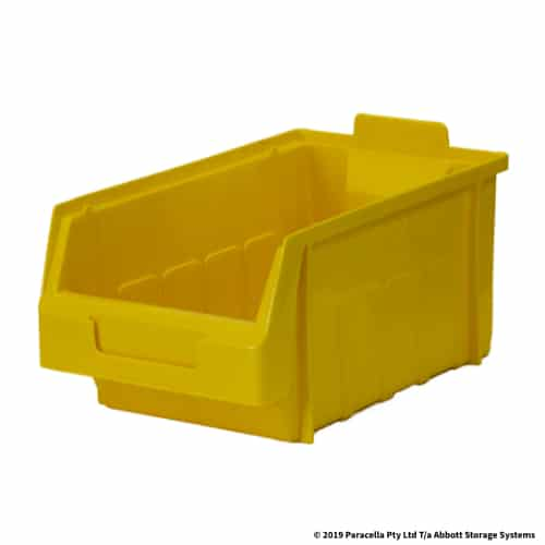 PL30180 Parts Bin Metro 180w x 285d x 145h Yellow