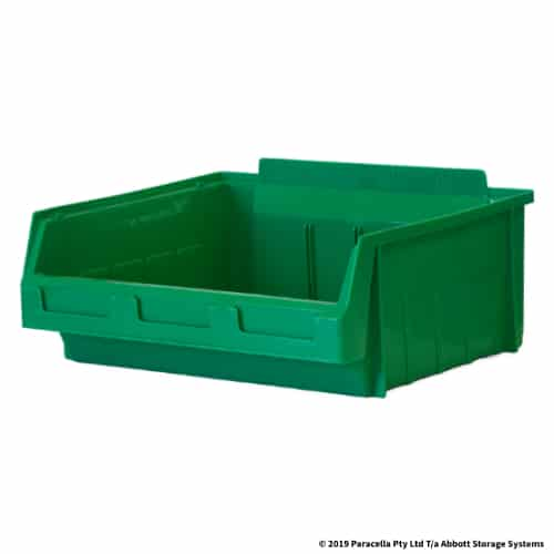 PL30240 Parts Bin Metro 365w x 285d x 145h Green