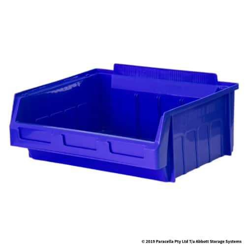 PL30210 Parts Bin Metro 365w x 285d x 145h Blue