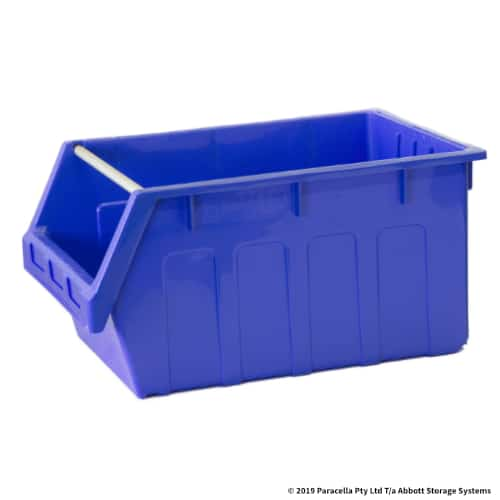 PL30400 Parts Bin Metro 425w x 600d x 300h Blue