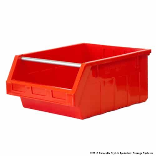PL30320 Parts Bin Metro 425w x 435d x 215h Red