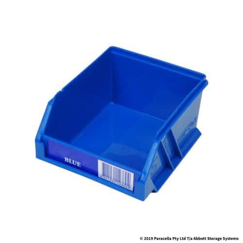 PL29010 Parts Bin Ultra 100w x 115d x 60h Blue