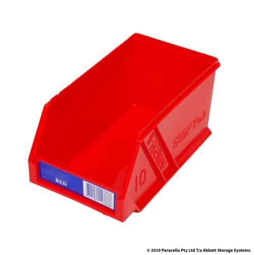 PL29070 Parts Bin Ultra 100w x 170d x 85h Red