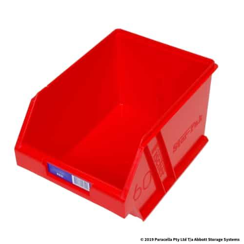 PL29170 Parts Bin Ultra 200w x 275d x 165h Red