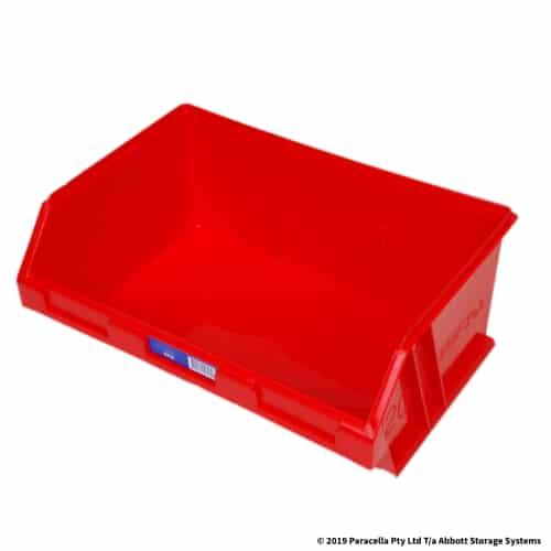 PL29220 Parts Bin Ultra 410w x 275d x 165h Red