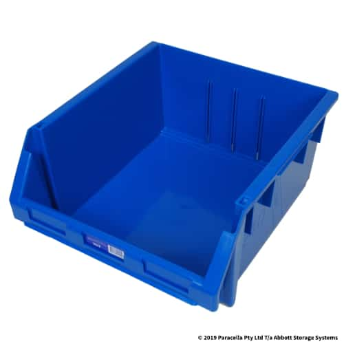 PL29260 Parts Bin Ultra 410w x 440d x 210h Blue