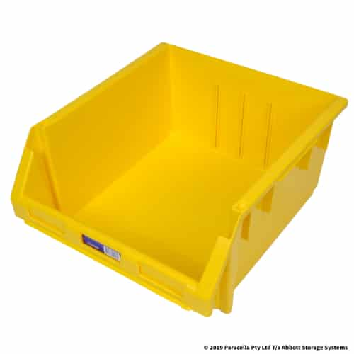 PL29280 Parts Bin Ultra 410w x 440d x 210h Yellow